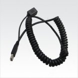 Verifone VX 820 Contactless USB Curly Cable (1.8 Metres)