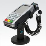 Us Verifone VX 820 Tethered Tilting Security Stand Complete