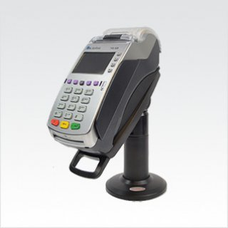 Tailwind SafeBase Verifone VX 520 (49MM Dial Up/IP) Tilt and Swivel Lockable Stand Complete