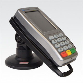 Tailwind SafeBase™ Verifone VX 820 Locking Compact Stand