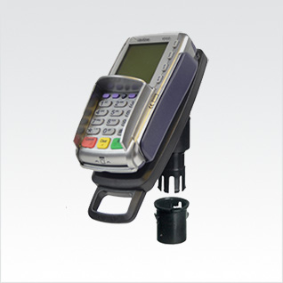 Tailwind SafeBase Verifone Vx 810 Lockable Stand Top